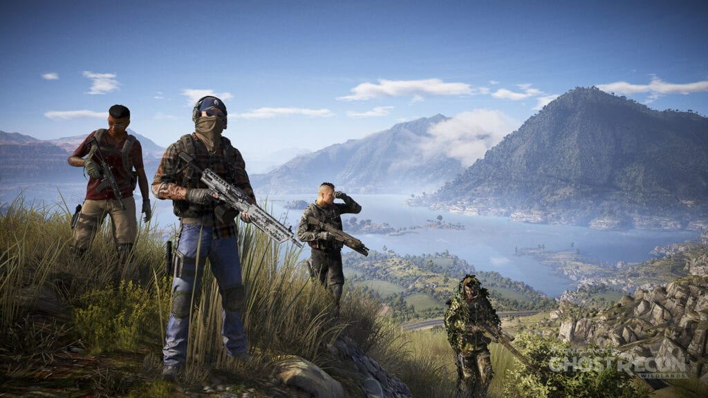 ghost recon wildlands march 2017