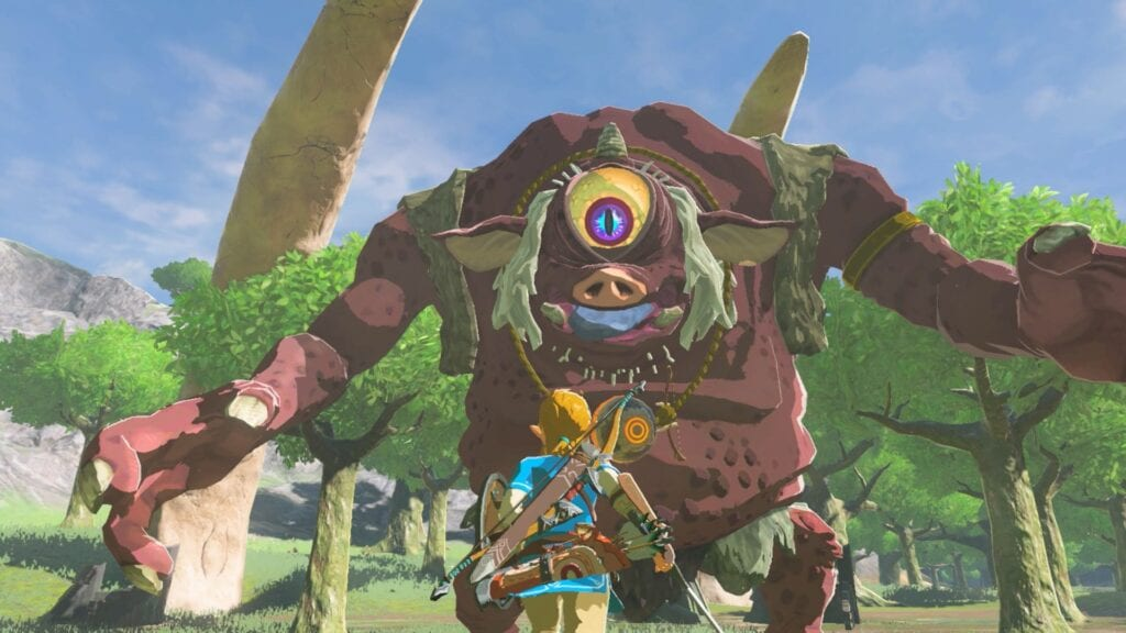 legend of zelda breath of the wild march 2017