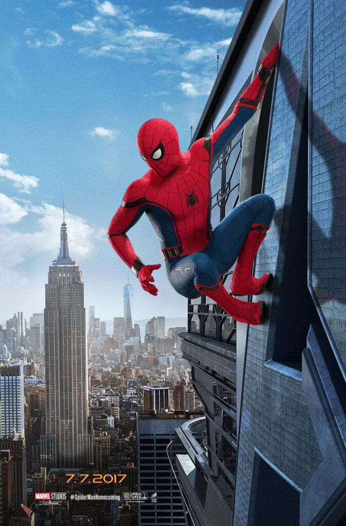 Spider-Man Homecoming Poster 1