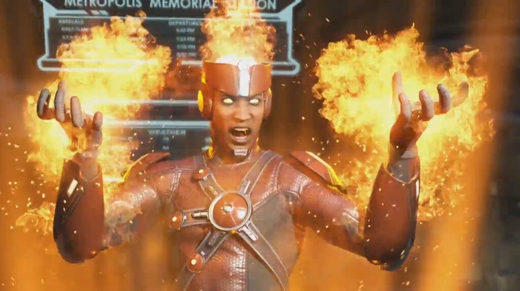 injustice 2 character firestorm