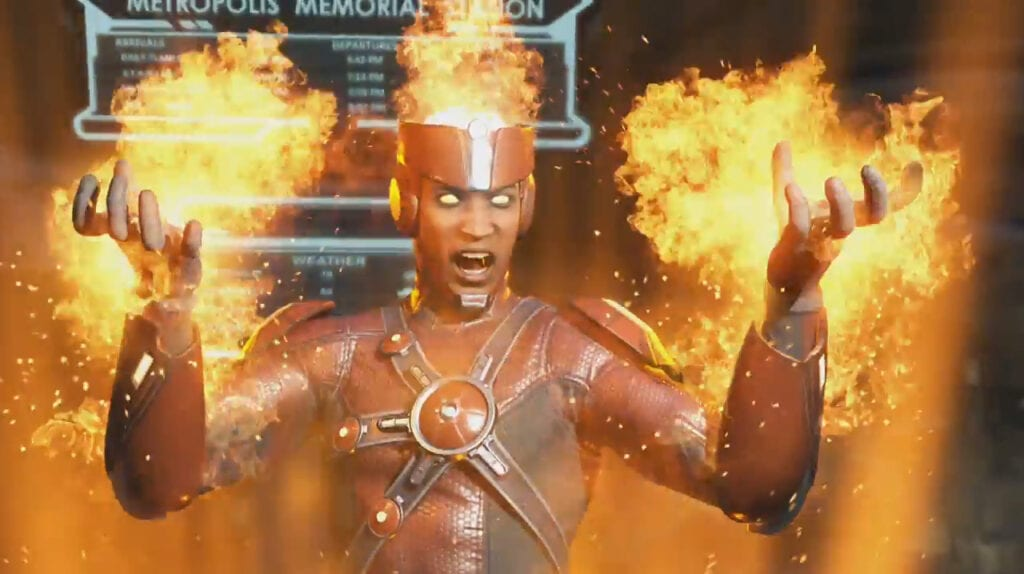 injustice 2 character firestorm