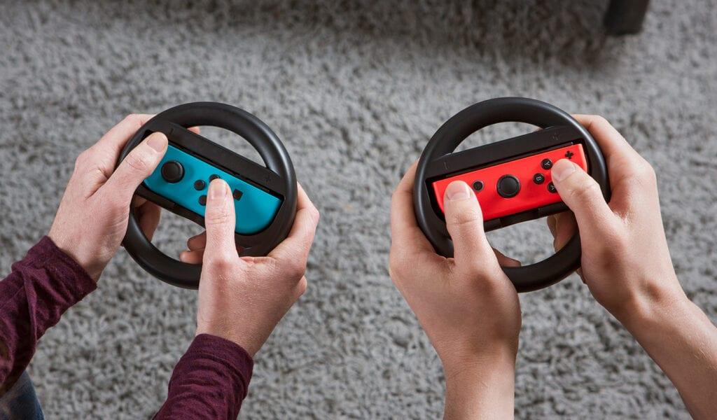 New Trailer For Mario Kart 8 Deluxe Showcases Revamped