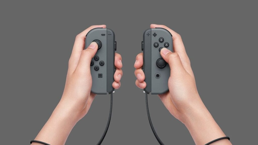 nintendo switch pro controller joycon controllers