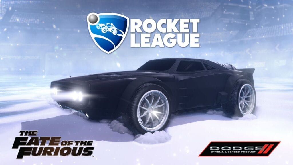 Furious Rocket League DLC