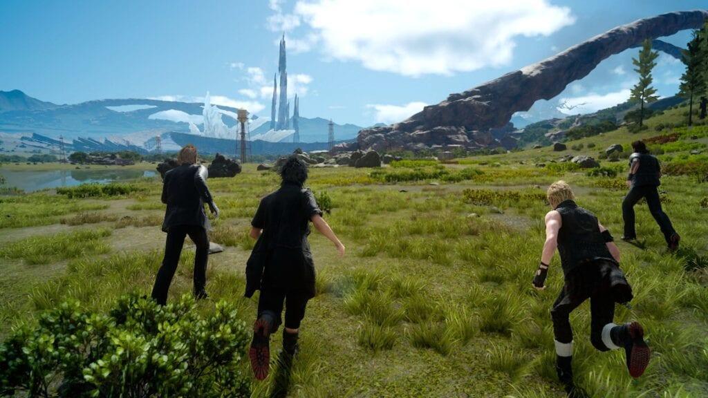 Final Fantasy XV Update