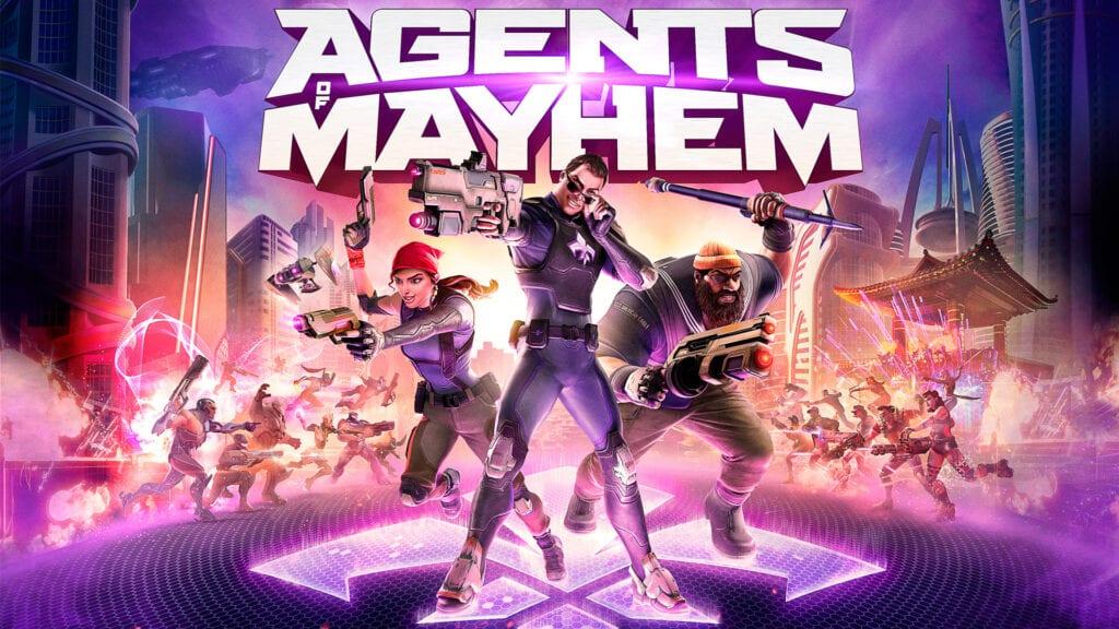 Volition's Agents of Mayhem bombshells
