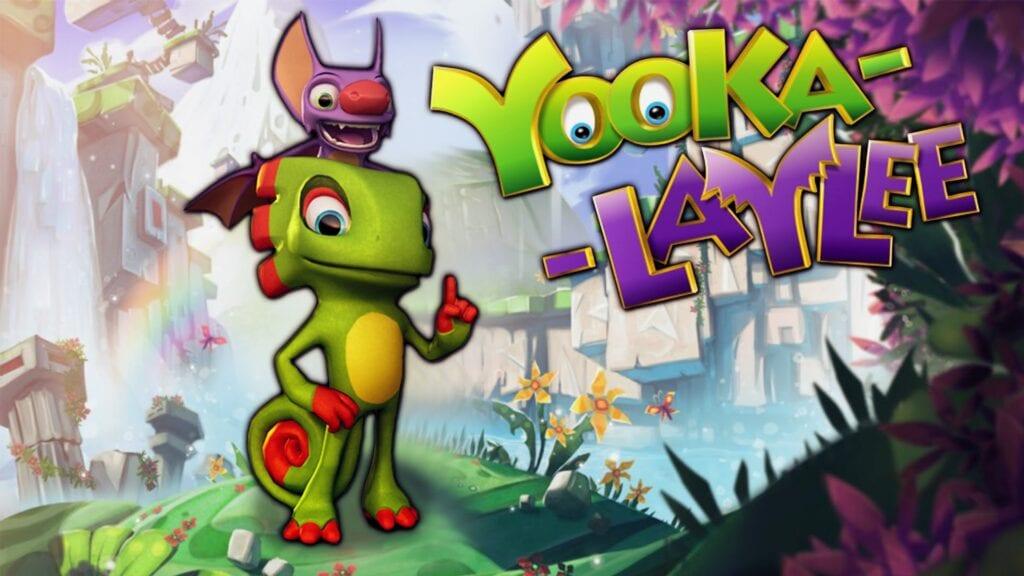 Yooka- Laylee Rap