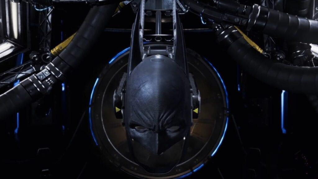 batman arkham vr cowl