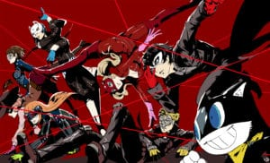 Persona 5 streaming