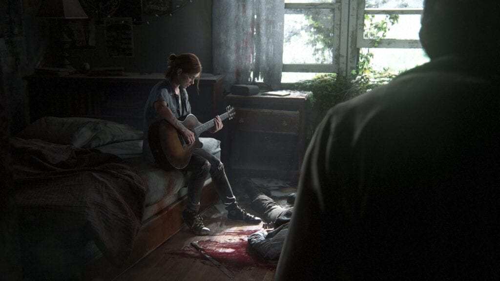 the last of us part 2 psx teaser