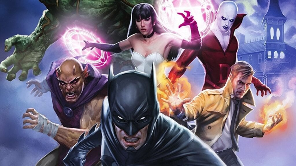 Justice League Dark Film Loses Yet Another Director Doug Liman