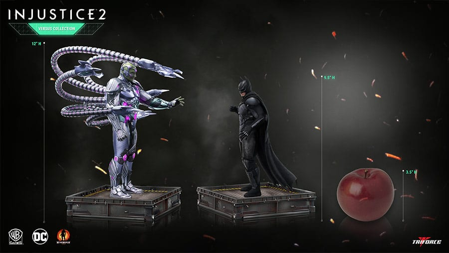 injustice 2 the versus collection