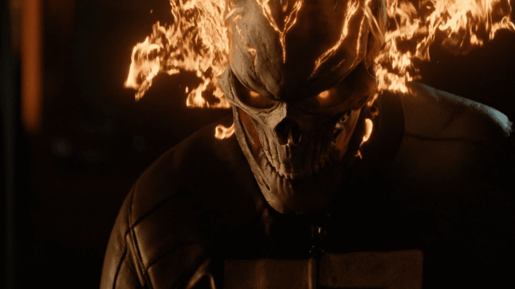 netflix june 2017 agents of shield ghost rider