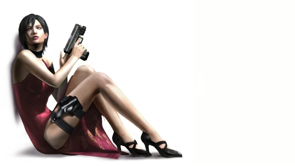 Ada Wong Resident Evil 2