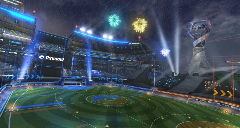 Rocket League's Second anniversary