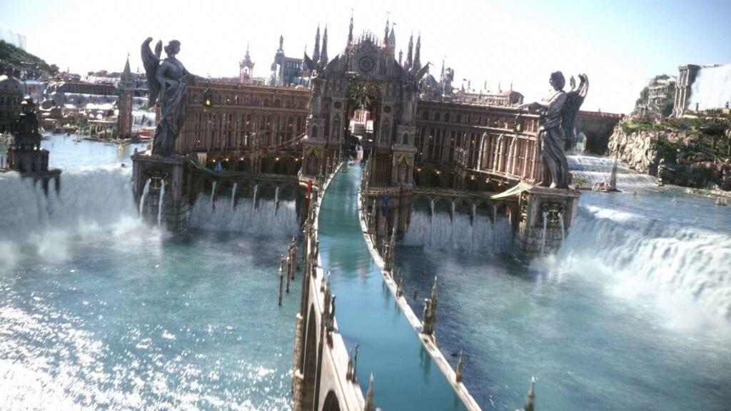 Final Fantasy 15 announcements