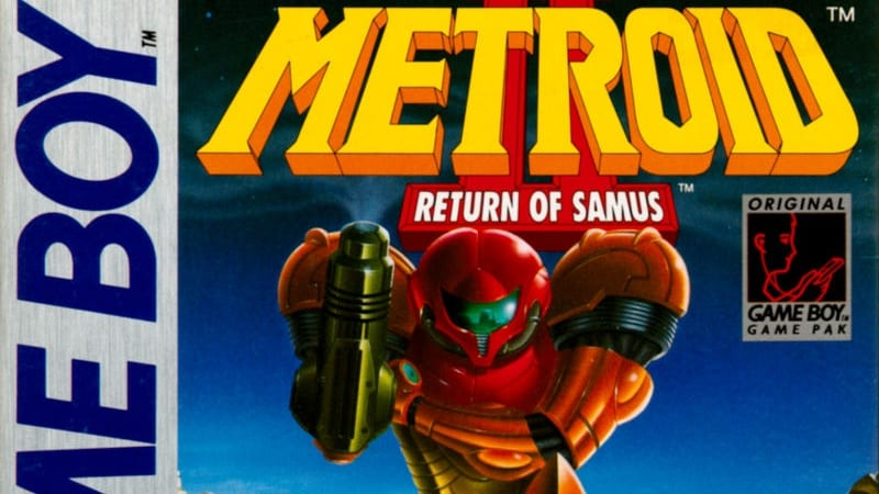 This Special Edition of Metroid: Samus Returns Looks Like a Game Boy Cartridge