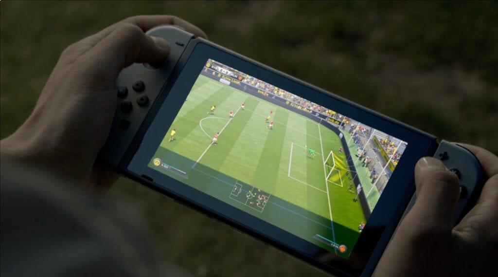 Nintendo Switch FIFA 18