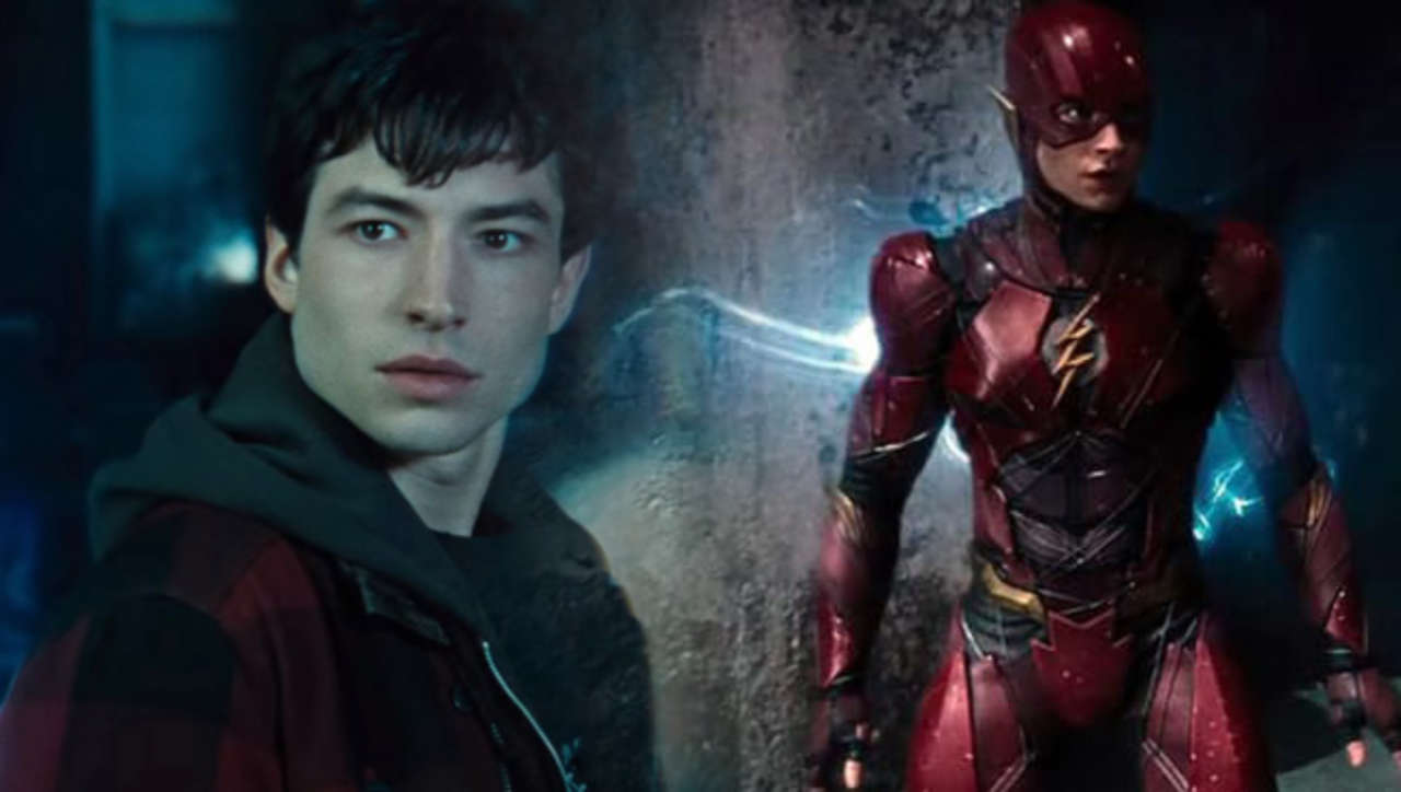 The Flash Movie officially titled Flashpoint
