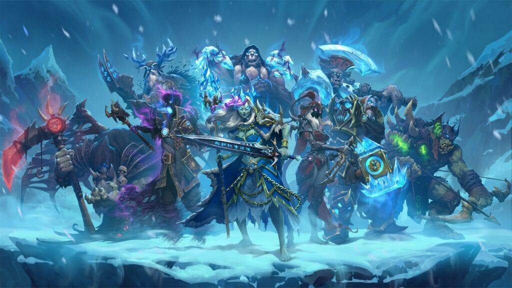 Hearthstone's Frozen Throne