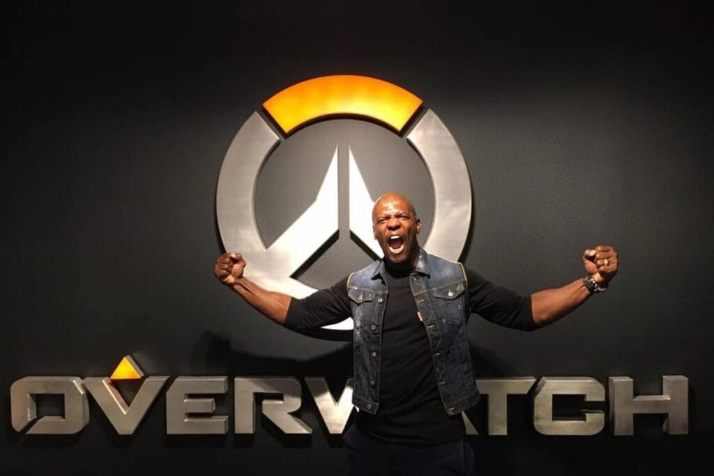 Terry Crews teases potential future Overwatch role