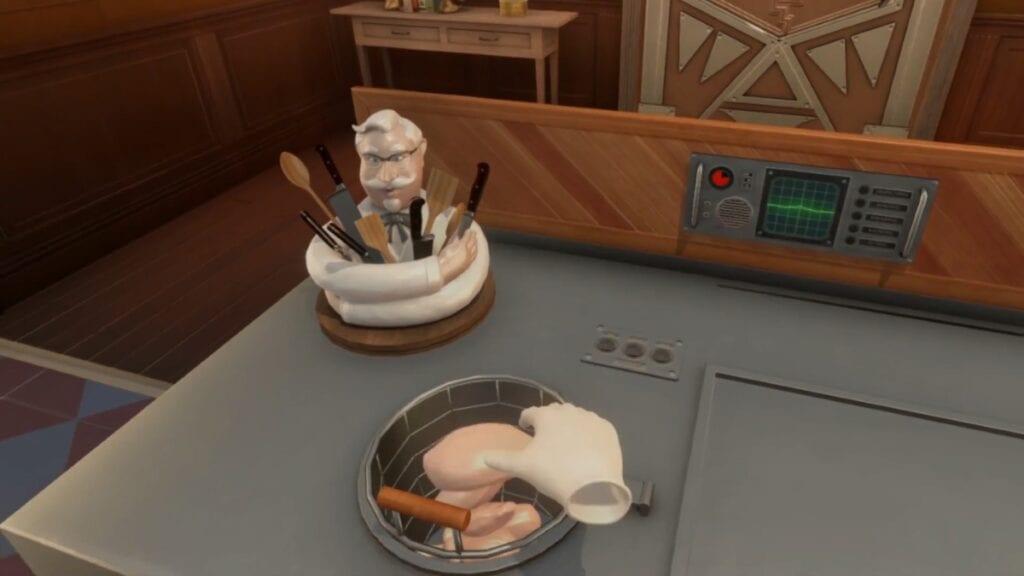 KFC VR Game