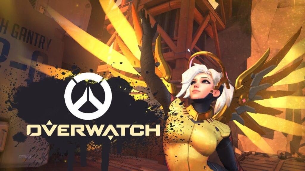 Overwatch's Mercy