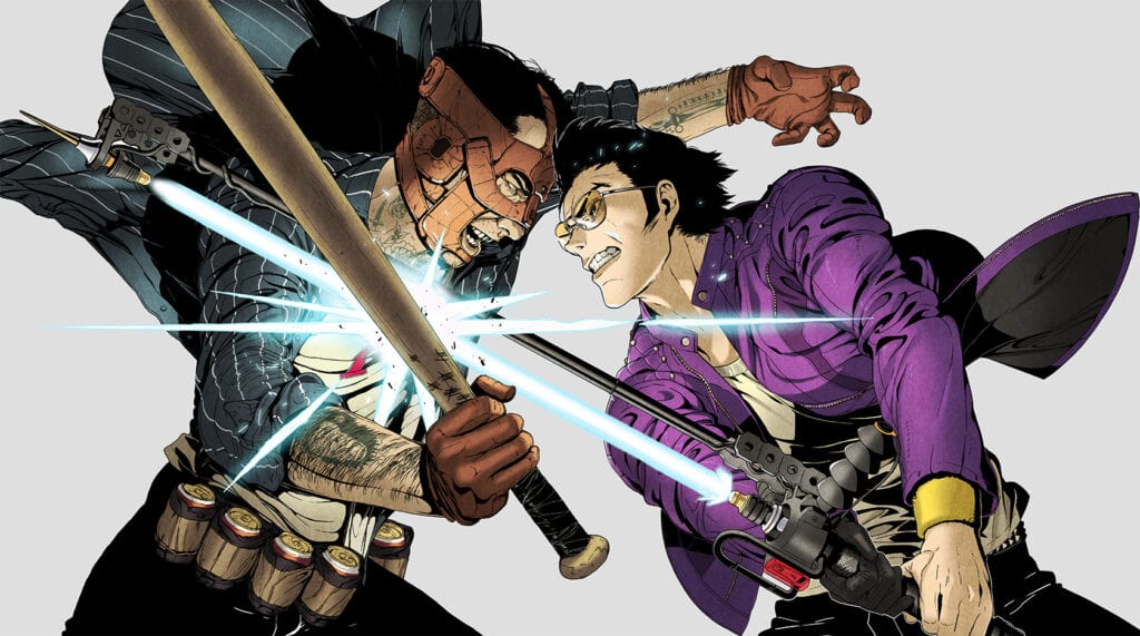 Travis Touchdown Travis Strikes Again: No More Heroes