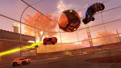 Rocket League's Autumn Update