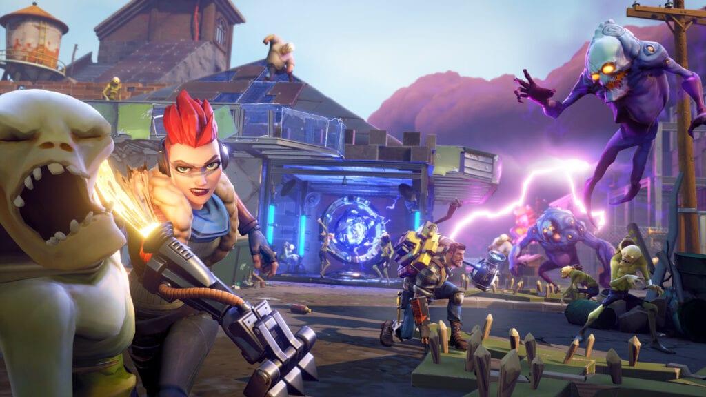Epic games lawsuit