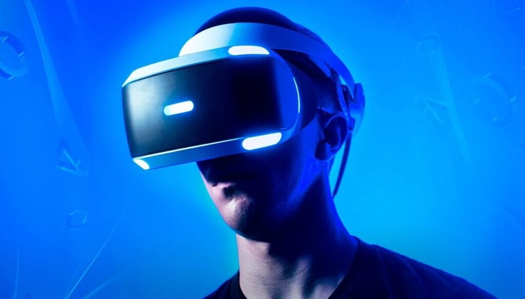 New PlayStation VR headset