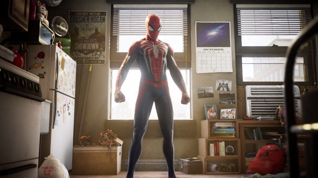 Spider-Man Game Footage (VIDEO)