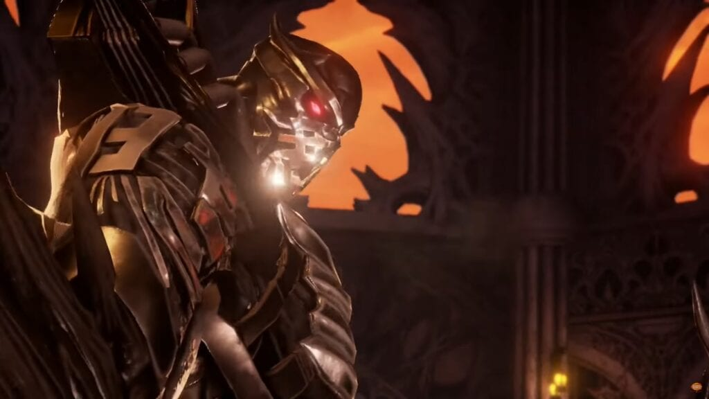 Latest Code Vein Trailer Features Impressive Visuals And