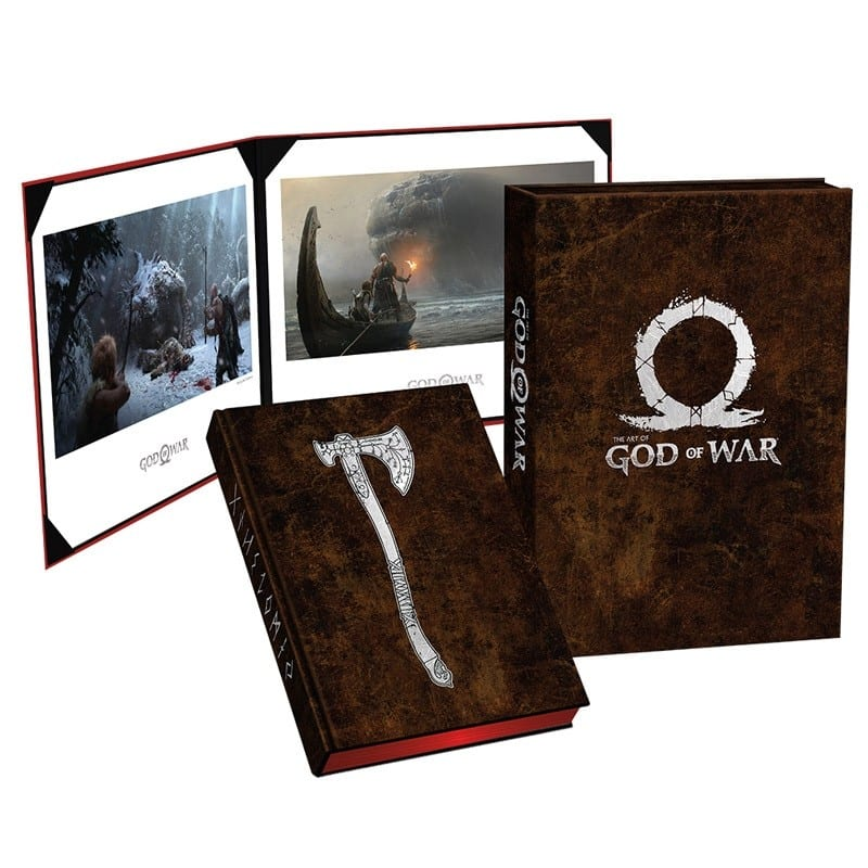 Dark Horse Books - The Art of God of War
