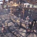 monster hunter world screenshots