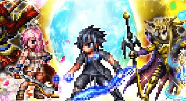 Final Fantasy Brave Exvius Event