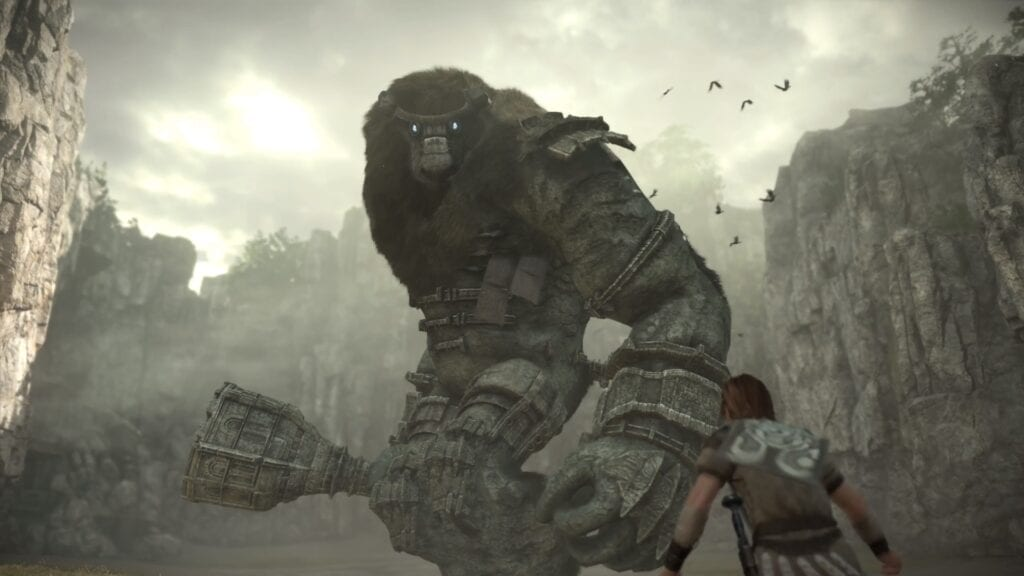 Shadow of The Colossus Video