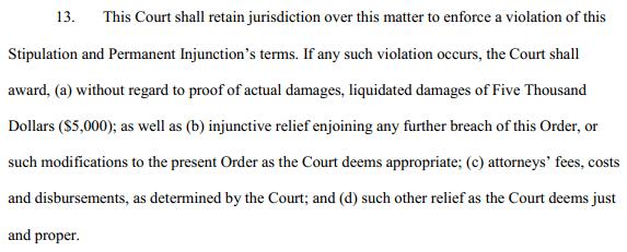 Fortnite Copyright Case