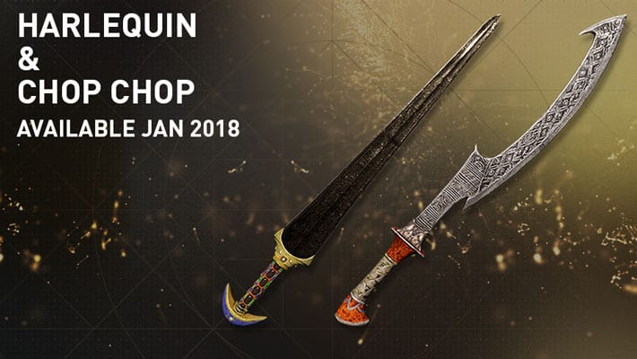 Origins January Update