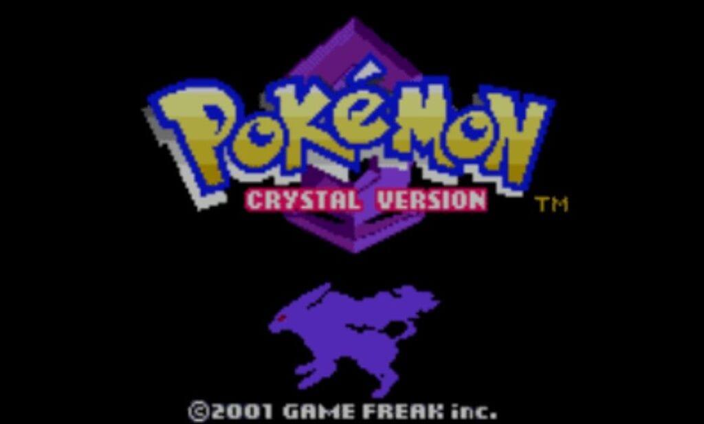 Pokemon Crystal Launch