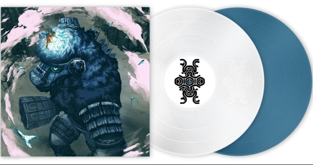 Shadow of Colossus Vinyl Soundtrack