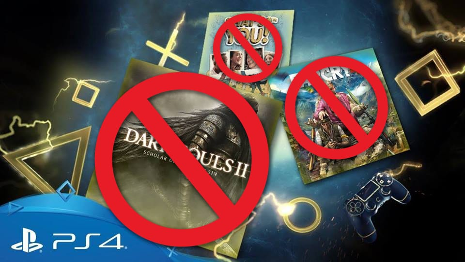 Leaked PlayStation Plus