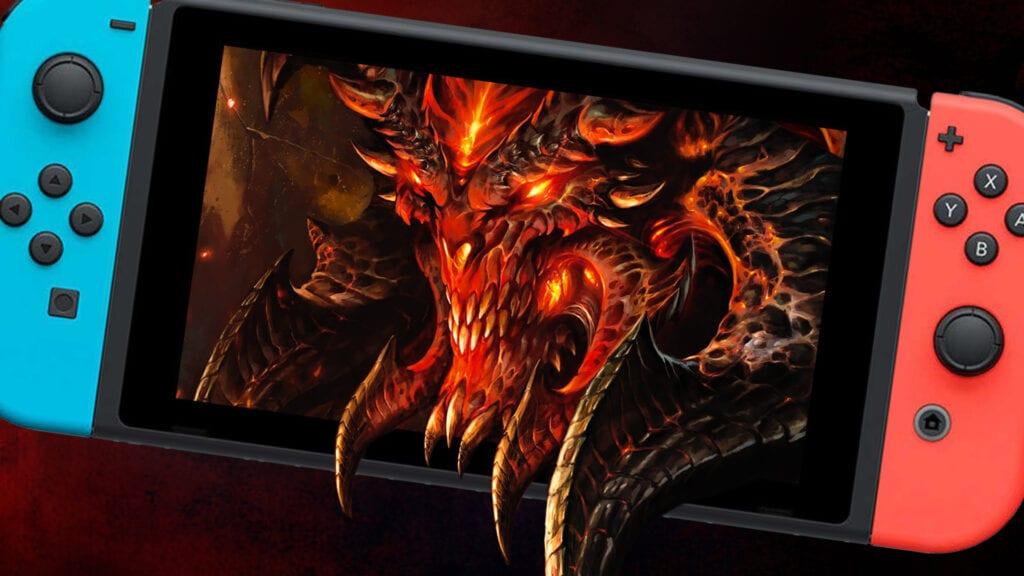 Diablo III Nintendo Switch