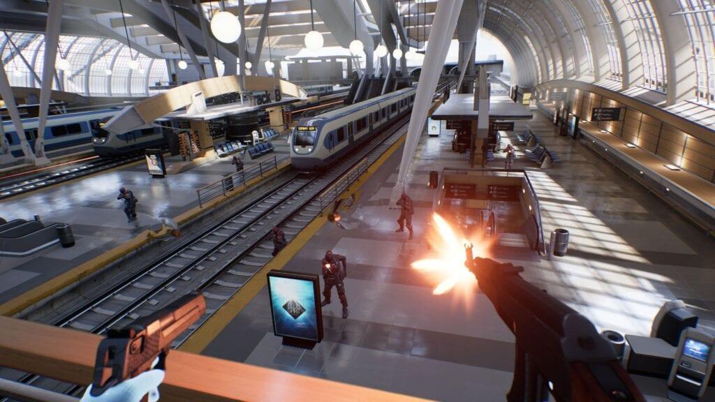 Facebook VR Shooter