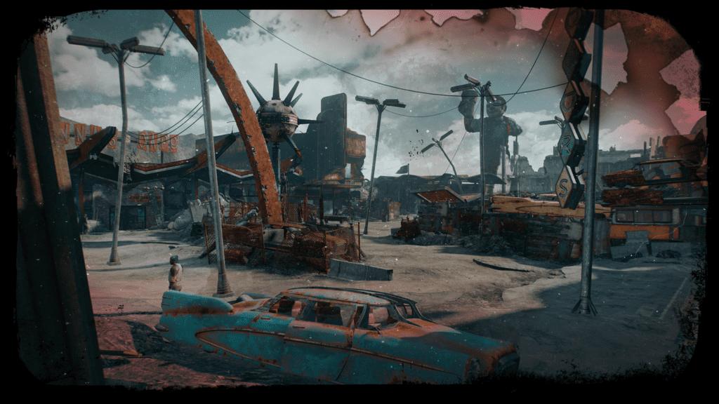 Fan-made Fallout 3 remake