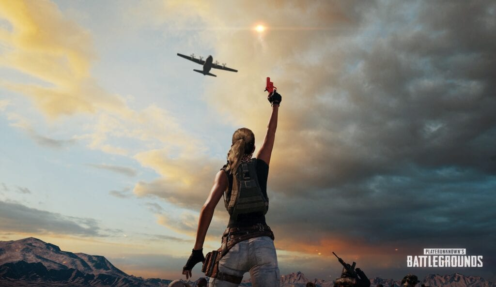 PUBG Flare Gun Event Mode Is Live, Full Details Here