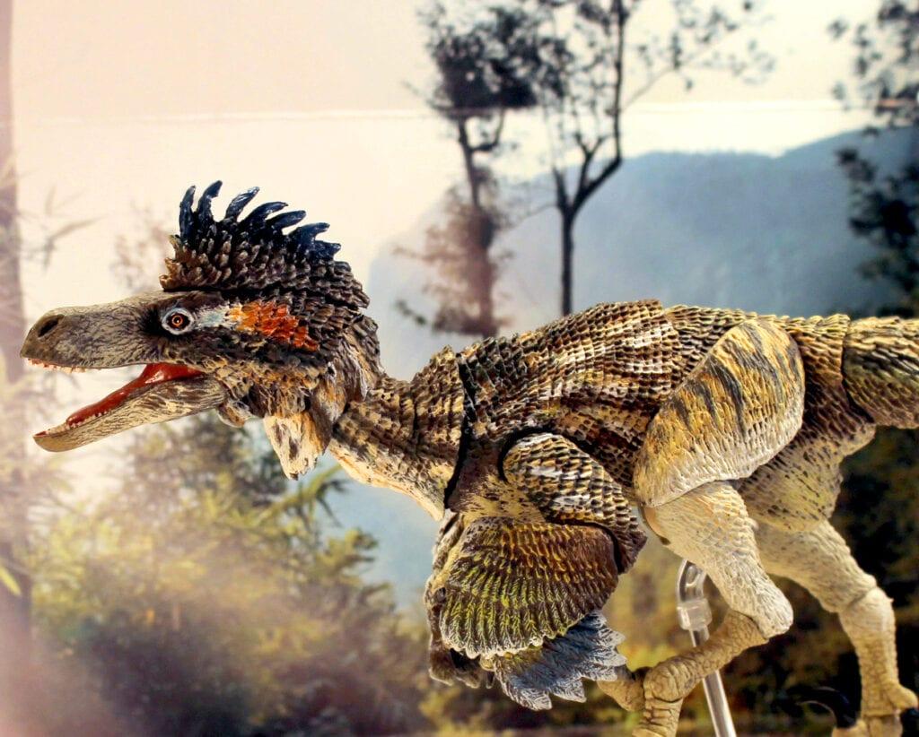 Dinosaur Action Figures