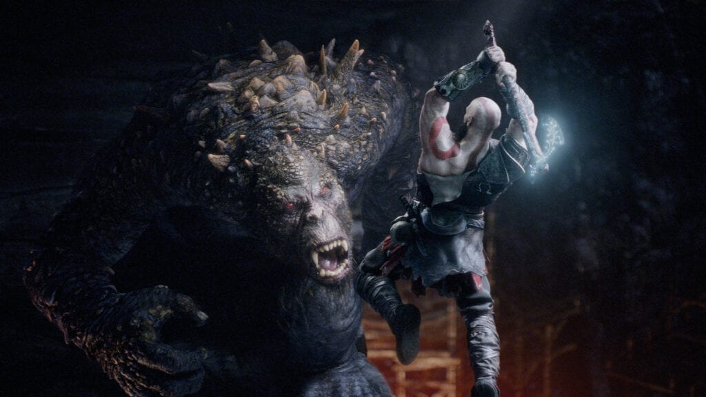 God Of War Kratos Biggest Adventure Yet Lies Ahead In