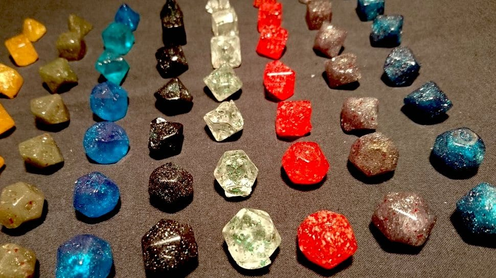 These Edible Dice Are Perfect For Long D&D Sessions