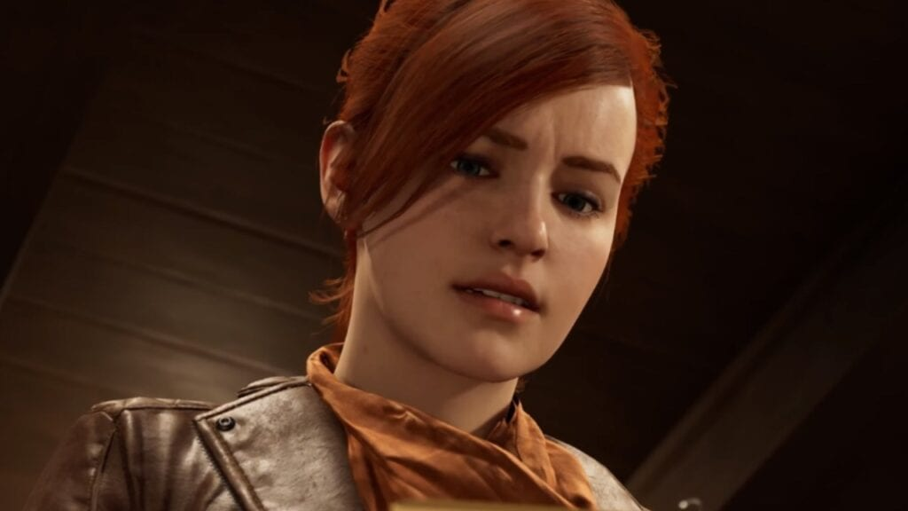 Playable Mary Jane